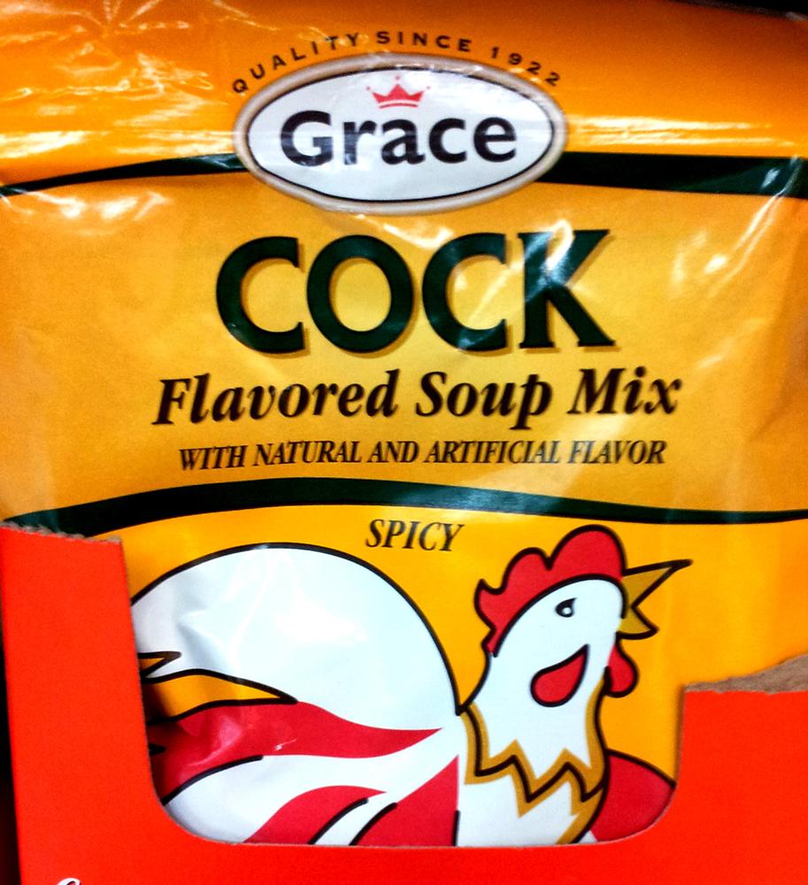 cockflavouredsoup
