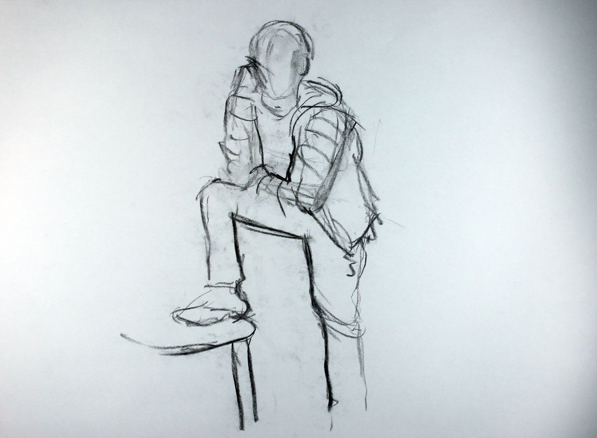 life drawing selection 038